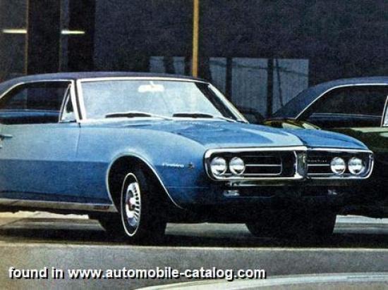 Image of Pontiac Firebird 326 Sport Coupe