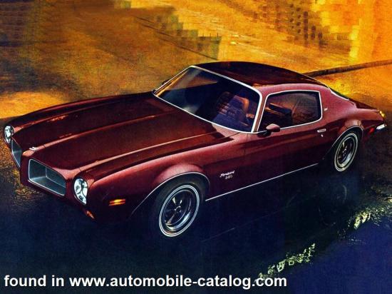 Image of Pontiac Firebird Esprit Coupe