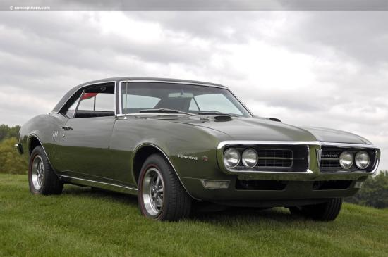 Image of Pontiac Firebird Ram Air II