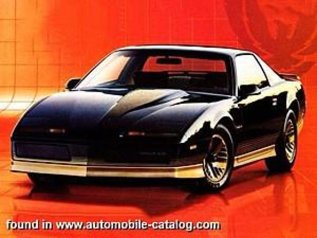 Image of Pontiac Firebird Trans Am