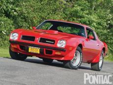 Pontiac Firebird Trans Am 455 Super Duty laptimes, specs