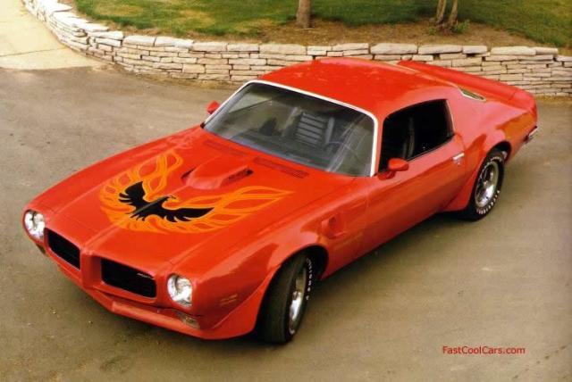 Image of Pontiac Firebird Trans Am 455 Super Duty