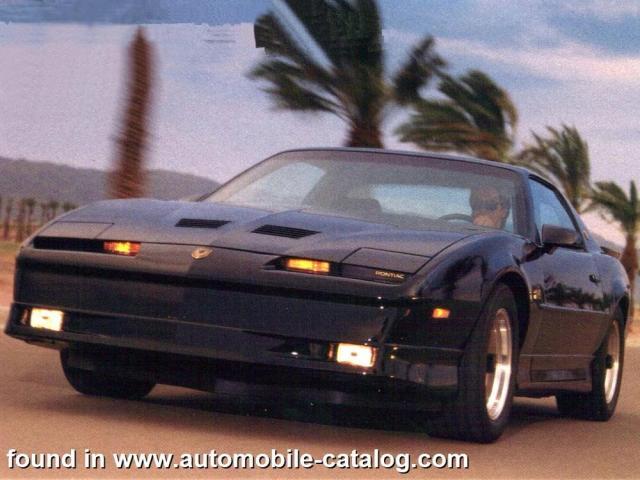 Image of Pontiac Firebird Trans Am GTA 5.7L TPI