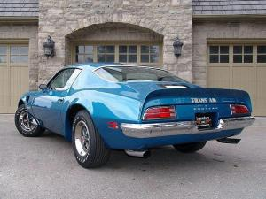 Photo of Pontiac Firebird  Trans Am  RA lll