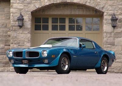 Image of Pontiac Firebird  Trans Am  RA lll
