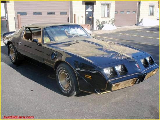 Image of Pontiac Firebird Turbo Trans Am