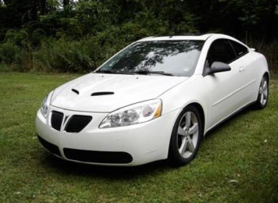Image of Pontiac G6 GTP