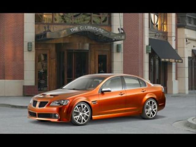 Image of Pontiac G8 GT