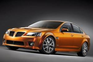 Picture of Pontiac G8 GXP