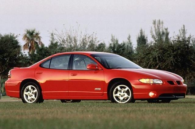 prix grand pontiac gtp 1997 specs edmunds coupe sedan maintenance fastestlaps reset light performance schedule