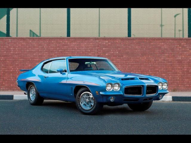Image of Pontiac GTO 455 H/O