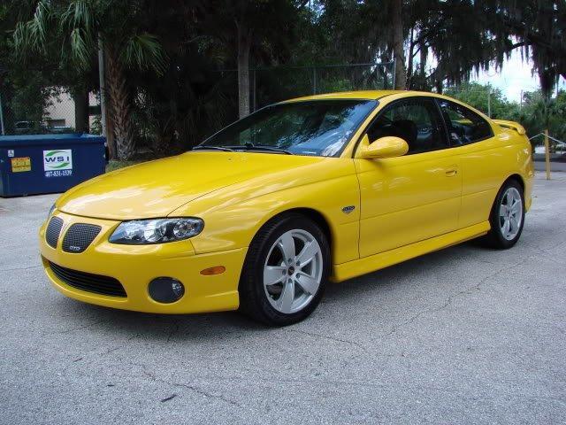 Image of Pontiac GTO 5.7