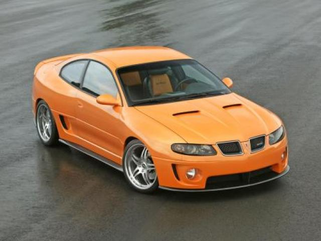 Image Of Pontiac Gto 6 0
