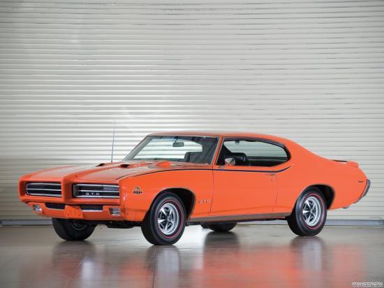 Image of Pontiac GTO Judge Ram Air IV