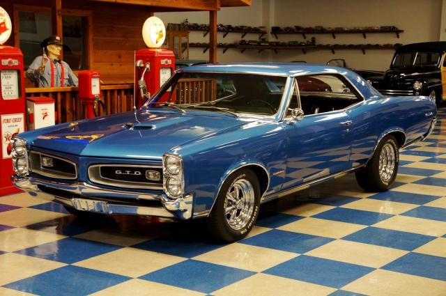 Image of Pontiac GTO Sports Coupe