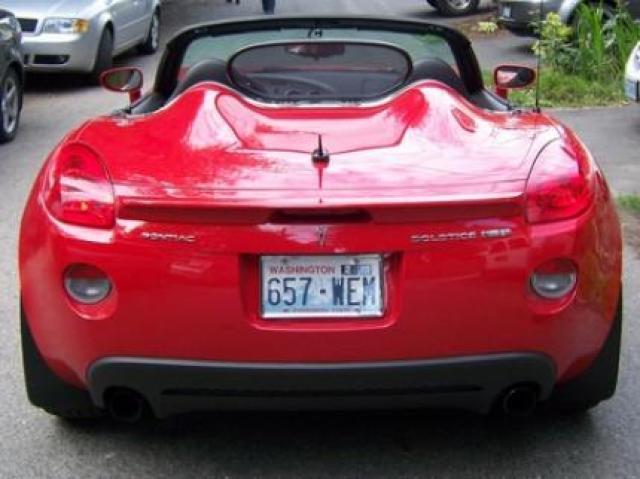 Image of Pontiac Solstice GXP