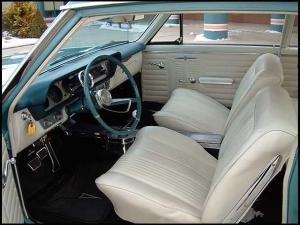 Photo of Pontiac Tempest GTO Royal Bobcat