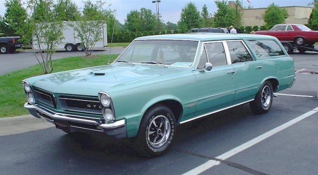 Image of Pontiac Tempest GTO Wagon