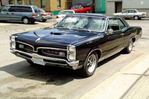 Picture of Pontiac Tempest LeMans GTO