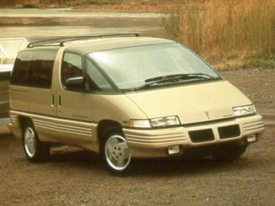 Image of Pontiac Trans Sport SE 3.8 V6