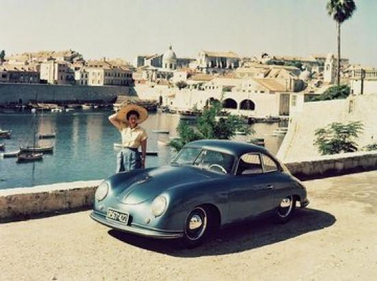 Image of Porsche 356 1100 Coupe