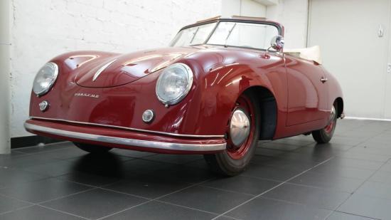 Image of Porsche 356 1300