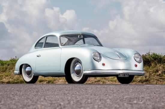 Image of Porsche 356 1500