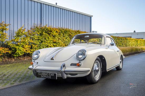Image of Porsche 356 B 1600