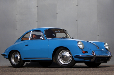 Image of Porsche 356 C 1600 C