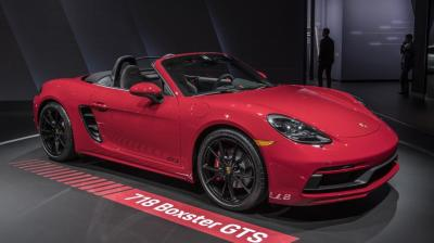 Image of Porsche 718 Boxster GTS