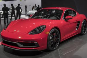 Picture of Porsche 718 Cayman GTS
