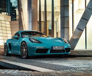 Picture of Porsche 718 Cayman S