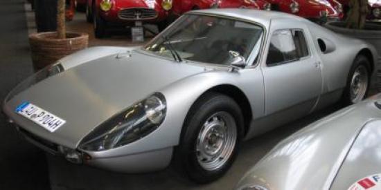 Image of Porsche 904 Carrera GTS