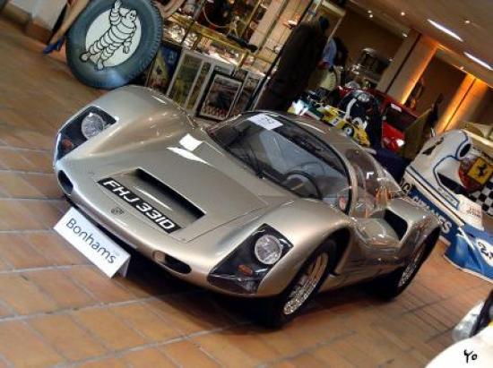 Image of Porsche 906 Carrera 6