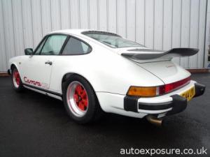 Photo of Porsche 911 3.2 ClubSport