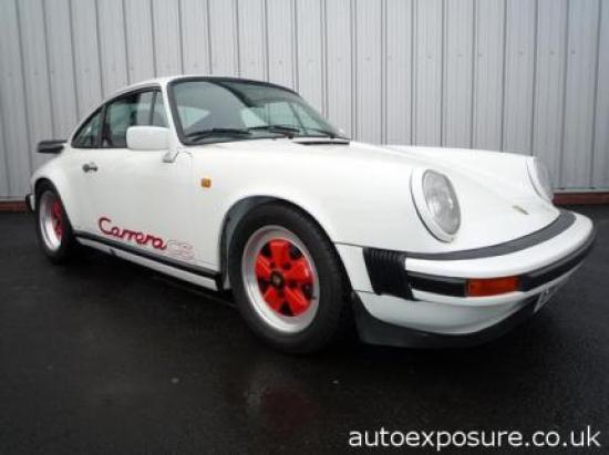 Image of Porsche 911 3.2 ClubSport