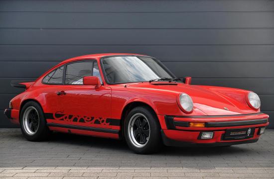 Image of Porsche 911 Carrera 2.7