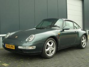 Photo of Porsche 911 Carrera 993