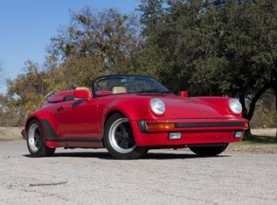 Image of Porsche 911 Carrera 3.2 Speedster