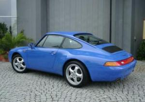 Photo of Porsche 911 Carrera 3.8 993