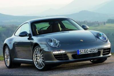 Image of Porsche 911 Carrera 4