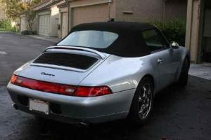 Picture of Porsche 911 Carrera 4 Cabrio