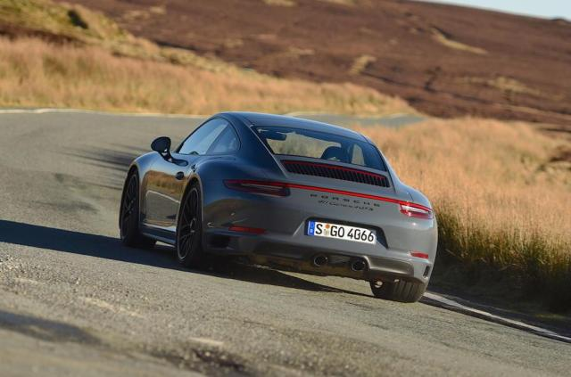 Image of Porsche 911 Carrera 4 GTS