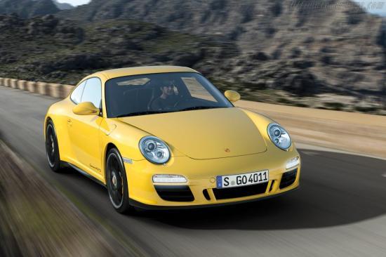 Image of Porsche 911 Carrera 4 GTS