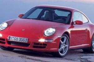 Picture of Porsche 911 Carrera 4 (997)