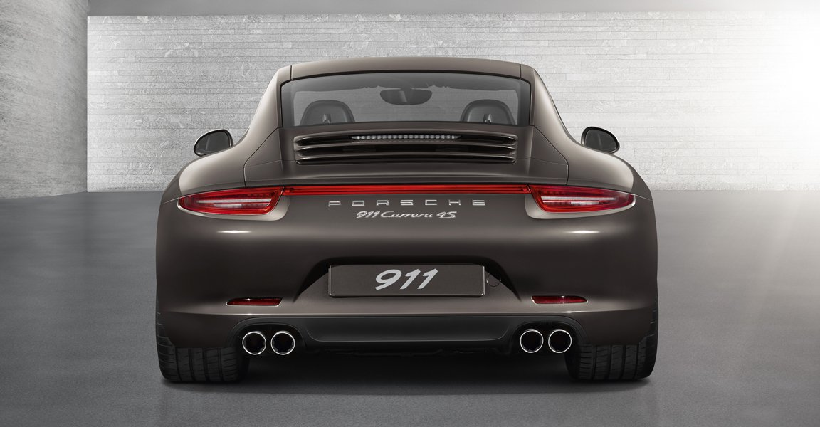 Photo Of Porsche 911 Carrera 4s 991