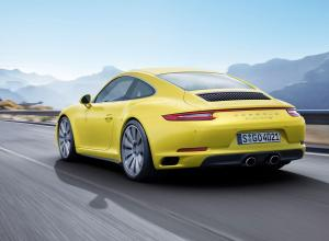 Photo of Porsche 911 Carrera 4S 991 facelift