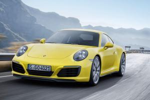Picture of Porsche 911 Carrera 4S (991 facelift)
