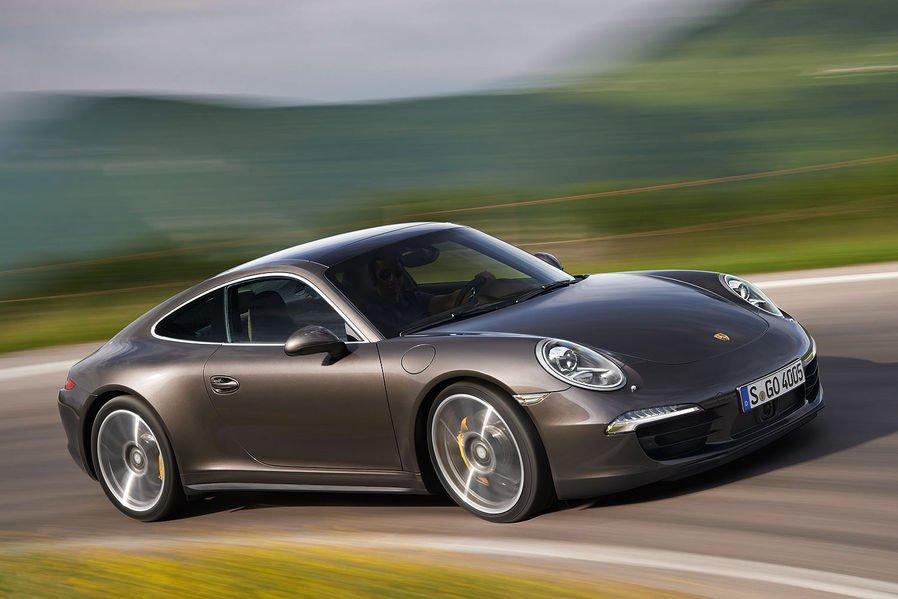 Porsche 911 Carrera 4s 991 Laptimes Specs Performance Data