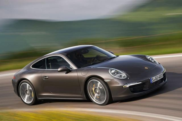 Image of Porsche 911 Carrera 4S